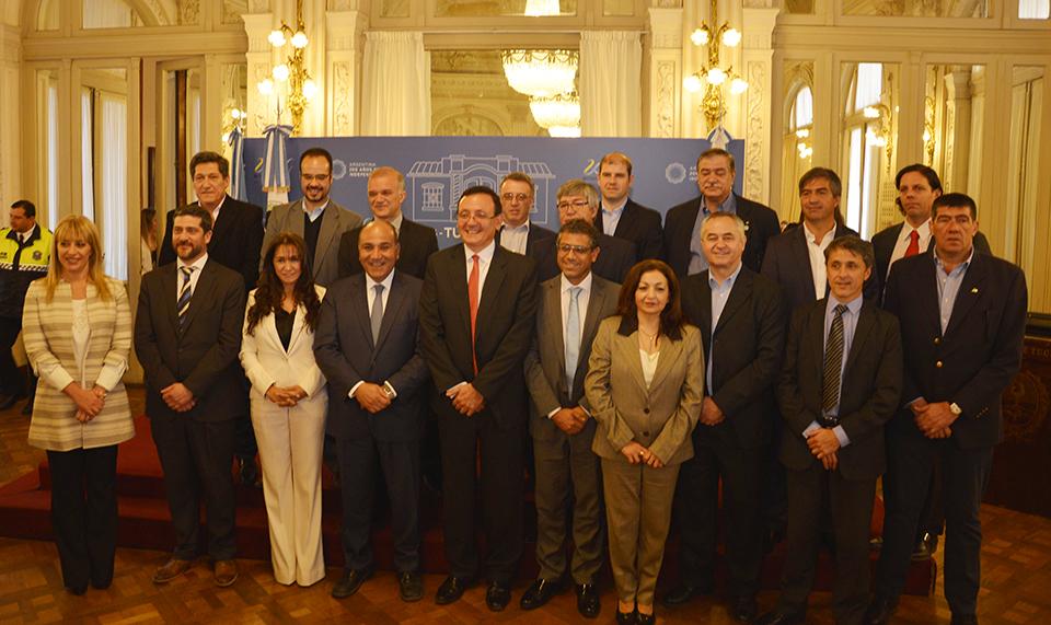 El ISSN participa de la Asamblea Nacional de la Cosspra