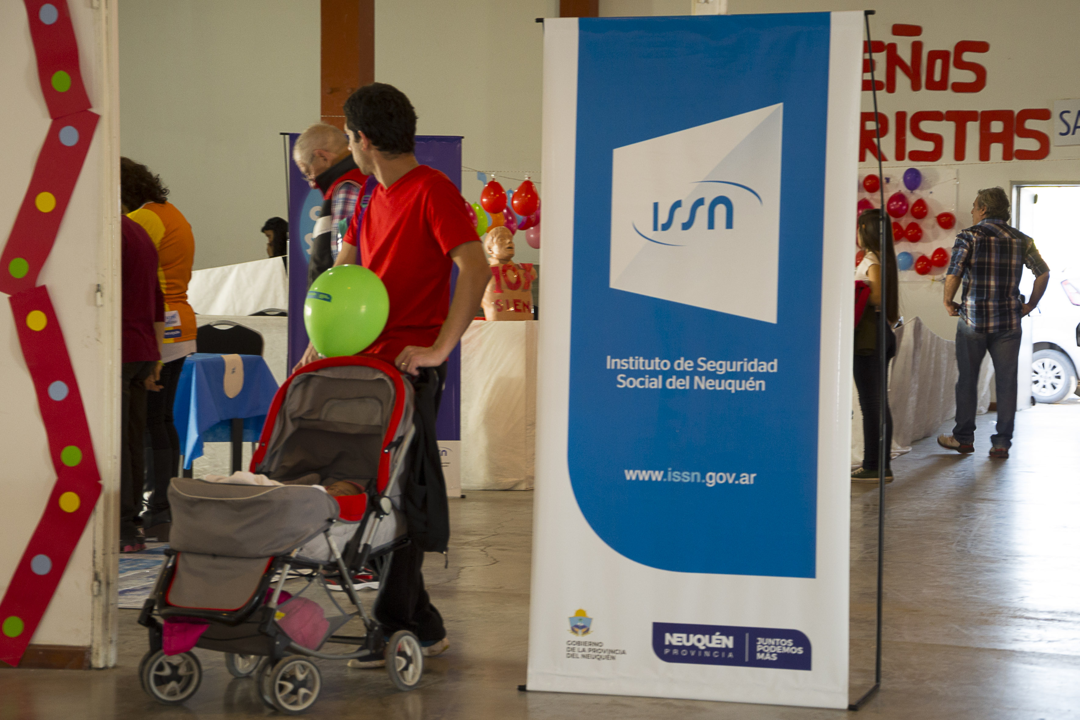 El ISSN participará en jornada de RCP