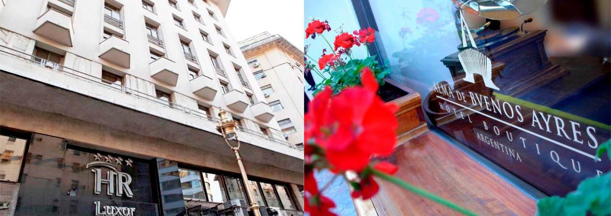 Hoteles de Buenos Aires con descuentos para afiliados del ISSN
