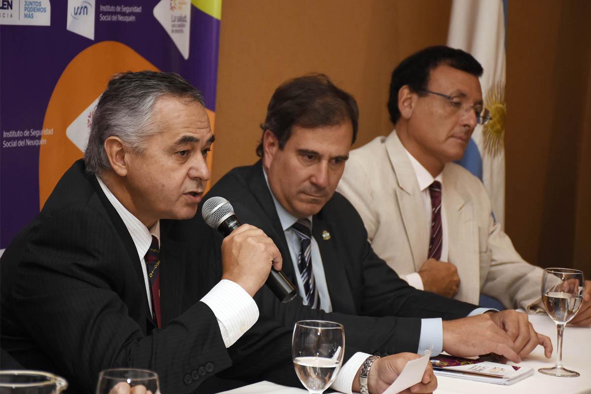 """Neuquén es sede del evento """"Jornada Patagónica: La salud una cuestión de derecho"""""""