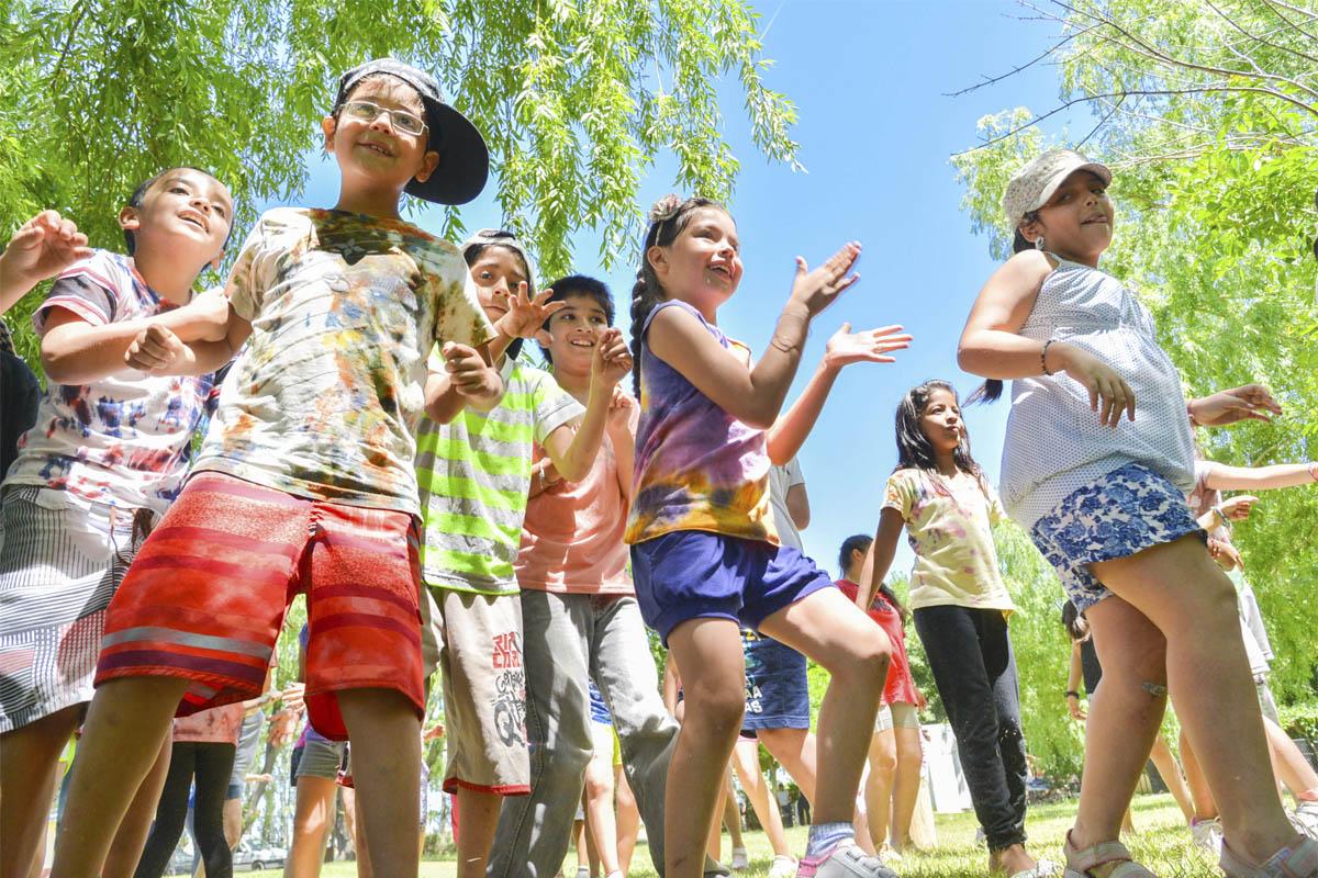 Campamentos de verano para los hijos de afiliados