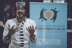 20/05/2016 – Congreso de Educación Física en Junín de los Andes