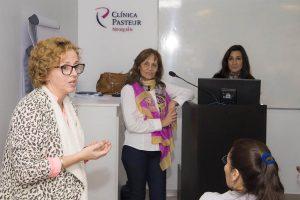 18/05/2017 – Encuentro de Leche Humana Pasteurizada en Clínica Pasteur