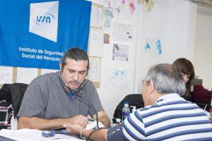 03/05/2017 – Jornadas de Hábitos Saludables en la Subsecretaría de Familia. Ministerio de Salud