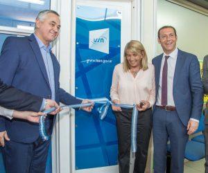 El ISSN inauguró una oficina de orientación en la ETON
