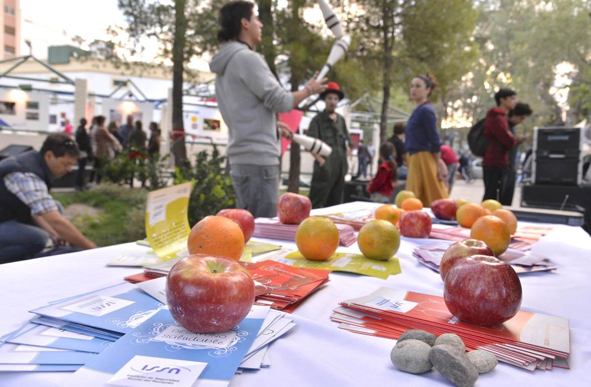 Cultura y salud para niños y adolescentes en Almafuerte.