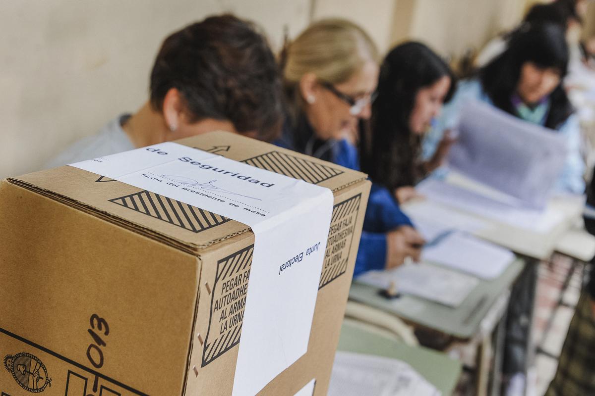 Elecciones de Consejeros del ISSN