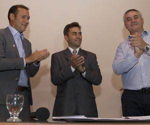 El ISSN firmó un convenio con el Colegio Médico de Cutral Co