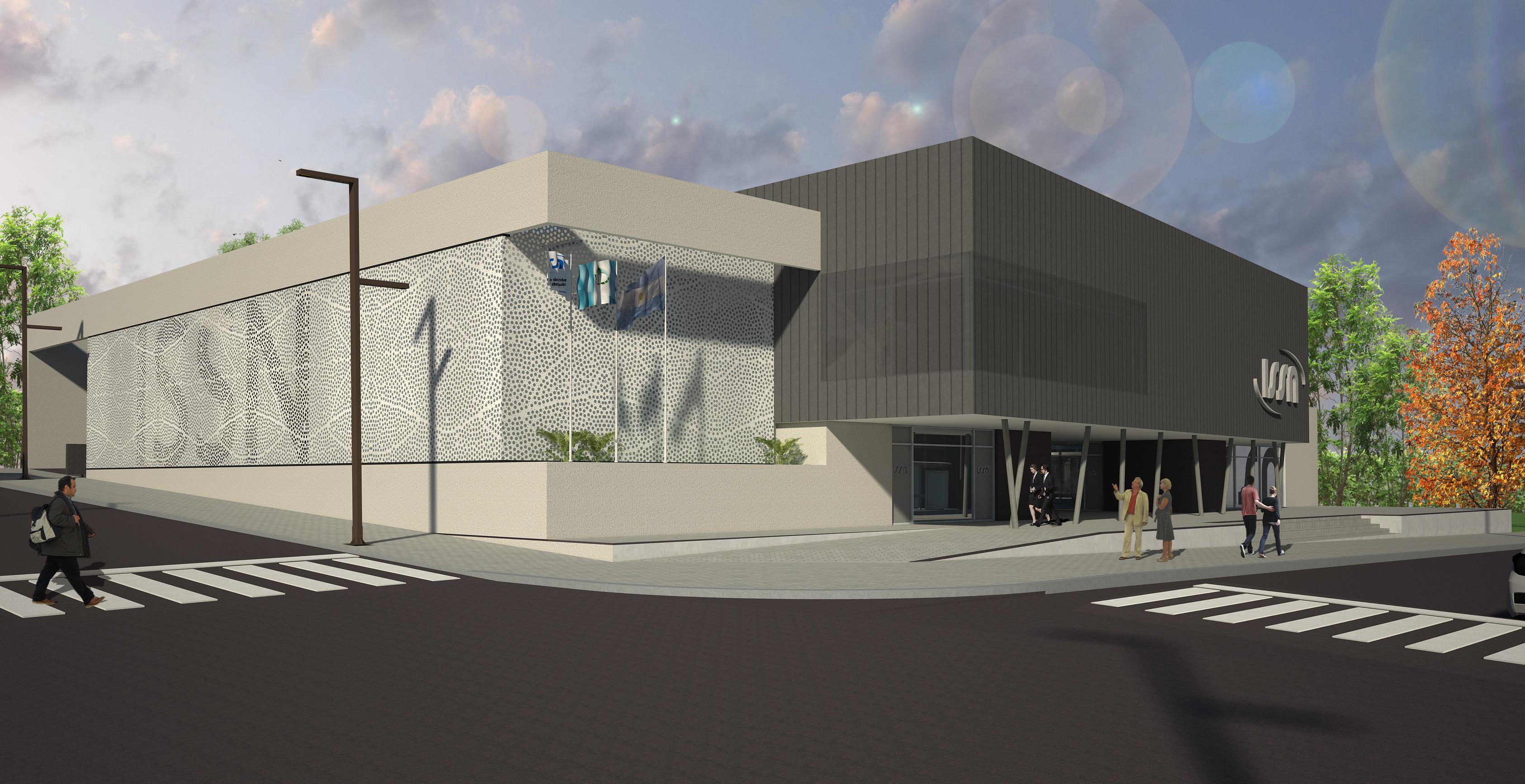 Ultiman detalles del proyecto para construir la nueva sede del ISSN en Zapala.